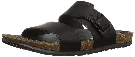 520cdc78720a Amazon.com  Merrell Men s Downtown Slide Buckle Sandal  Shoes