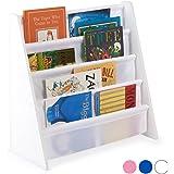 Hartleys - Bücherregal für Kinder - aus Holz - weiß