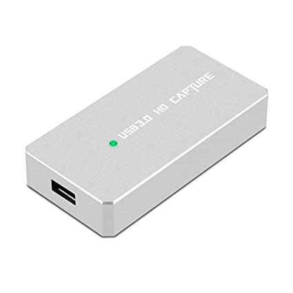 Y&H HDMI Game Capture Card USB 3 0 HD 1080P Video Capture with OBS for Live  Video Streaming for PS3 PS4 Xbox One 360 Wii U,Compatible with Windows