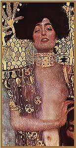 Orenco Originals Judith in Gold by Gustav Klimt Counted Cross Stitch Pattern