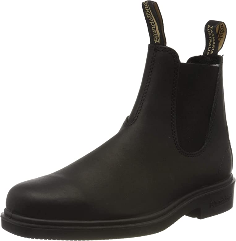 Blundstone 063 Black Boot, Black, 3 AU