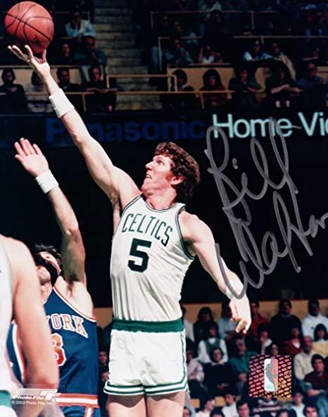 super popular 10e0c ff5ef Bill Walton Signed Autographed 8X10 Photo Boston Celtics ...