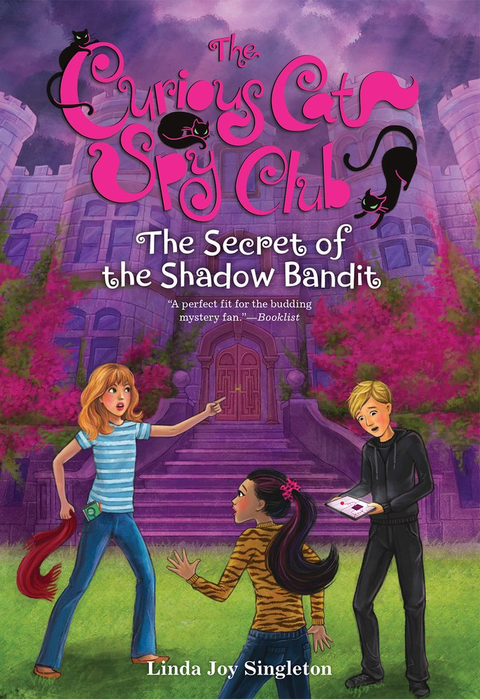 The Secret of the Shadow Bandit (The Curious Cat Spy Club) ebook