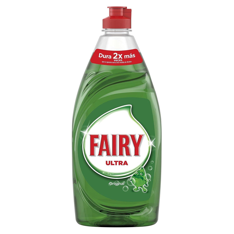 Fairy Regular - Lavavajillas a mano, 480 ml