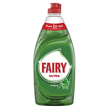 Fairy Regular - Lavavajillas a mano, 480 ml