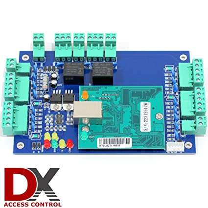 Access Control Humorous Access Control Board Panel Controller For 2 Door 4 Reader Access Control System