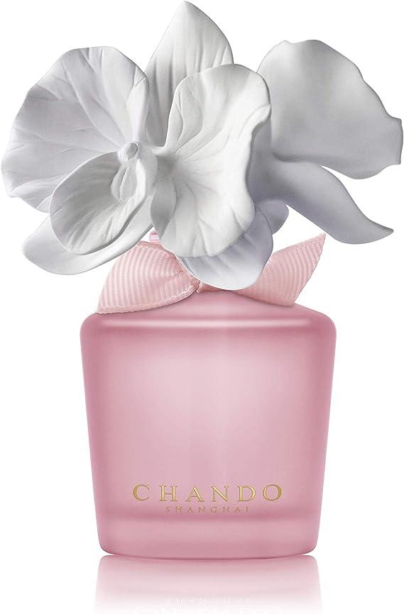 CHANDO ミニオーキッド(ピンク)/ 香り: ライラック&ナツメグ