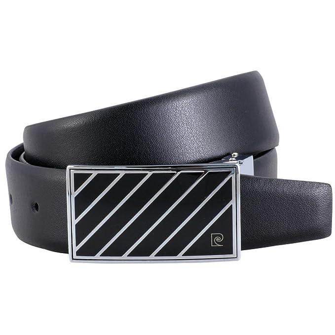 Pierre Cardin Cintur/ón para hombre