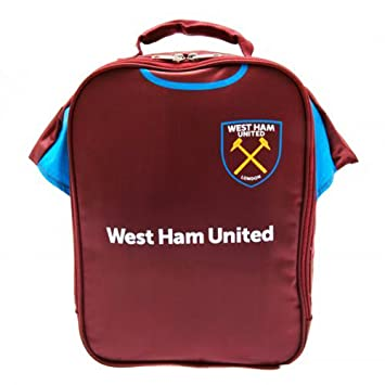 West Ham United F.C. Kit Lunch Bag  Amazon.co.uk  Sports   Outdoors 3d9fb242cc