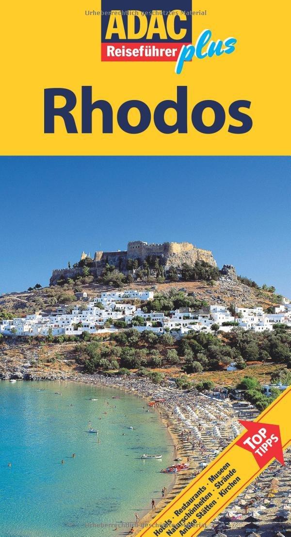 ADAC Reiseführer plus Rhodos: Mit extra Karte zum Herausnehmen