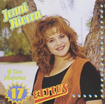 Jenni Rivera cds