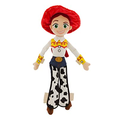 Disney Jessie Plush - Toy Story 4 - Medium - 16 1/2 Inch: Toys & Games