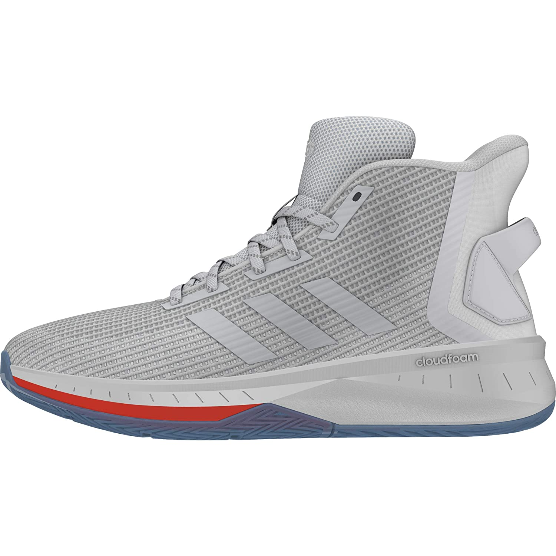 Blanc (Ftwbla Ftwbla Griuno 0) adidas Questarstrike, Chaussures de Fitness Homme 46 EU