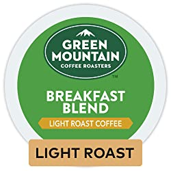 Green Mountain Coffee Breakfast Blend K-Cup Pods