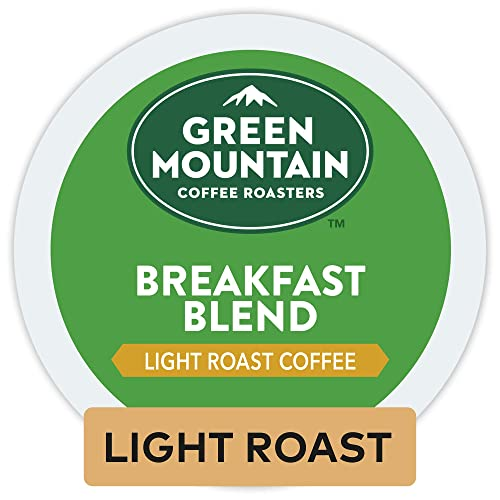 Green-Mountain-Coffee-Roasters-Breakfast-Blend,-Single-Serve-Coffee-K-Cup-Pod