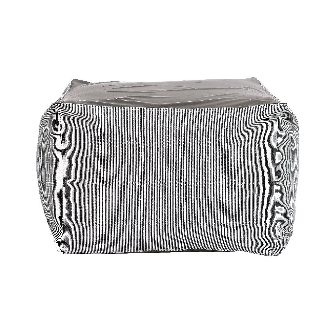 差別的ビリーヤギ故意にビーズクッション 座布団 体が吸い付いてリラクスできる どんな座り方でもくつろぐ (ブラウン, 90*110cm)