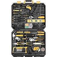 168-Piece Dekopro Socket Wrench Auto Repair Tool Kit