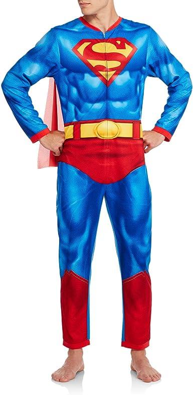 DC Comics Pijama para Hombre Superman