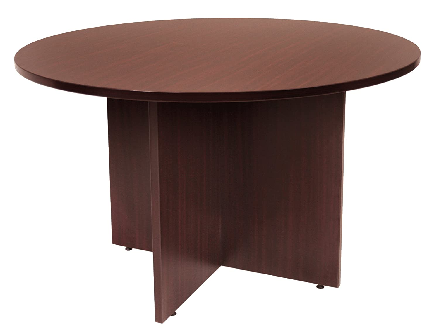 High Quality Amazon.com: Regency Legacy 42 Inch Round Conference Table  Mahogany:  Kitchen U0026 Dining