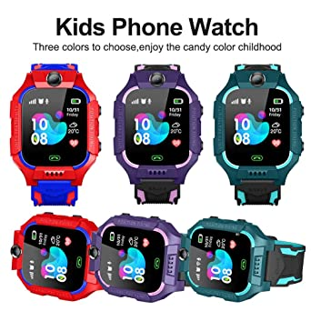 UNIQUS Z6 Children Kids Smart Watch IP67 Deep Waterproof 2G ...