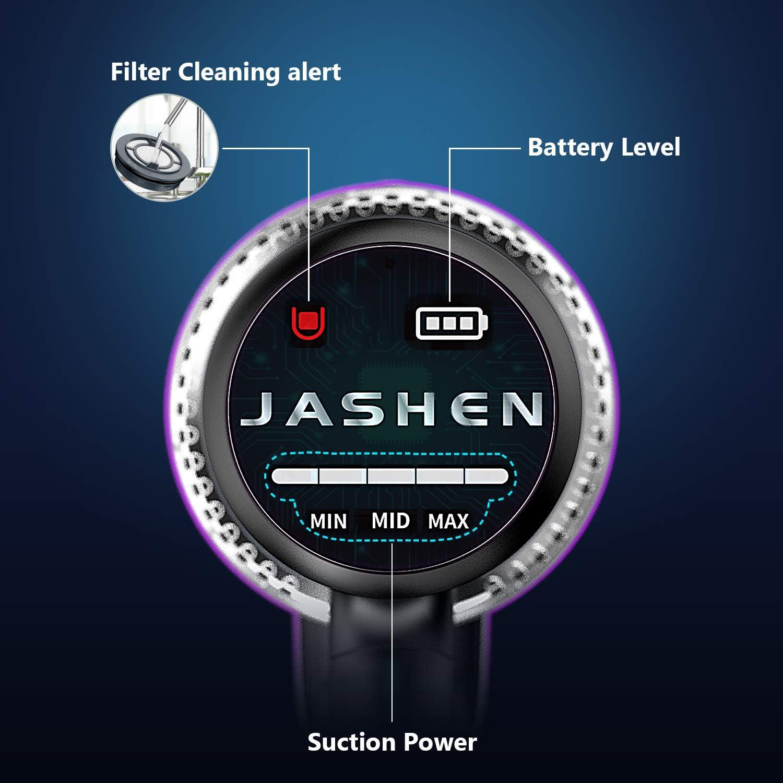 Solo Usar V16 V18 JASHEN Filtro HEPA