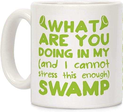 LookHUMAN Youre Doing Amazing Sweetie White 11 Ounce Ceramic Coffee Mug