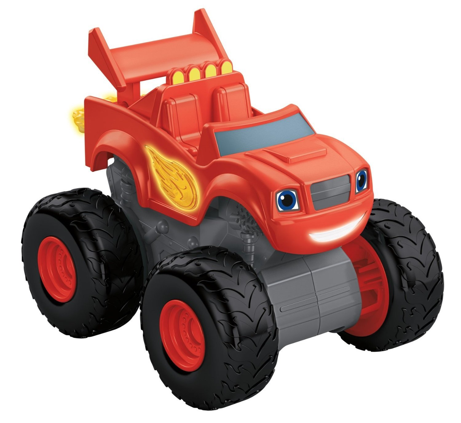 Blaze Monster Machines Super Stunt Blaze Start Your Engines