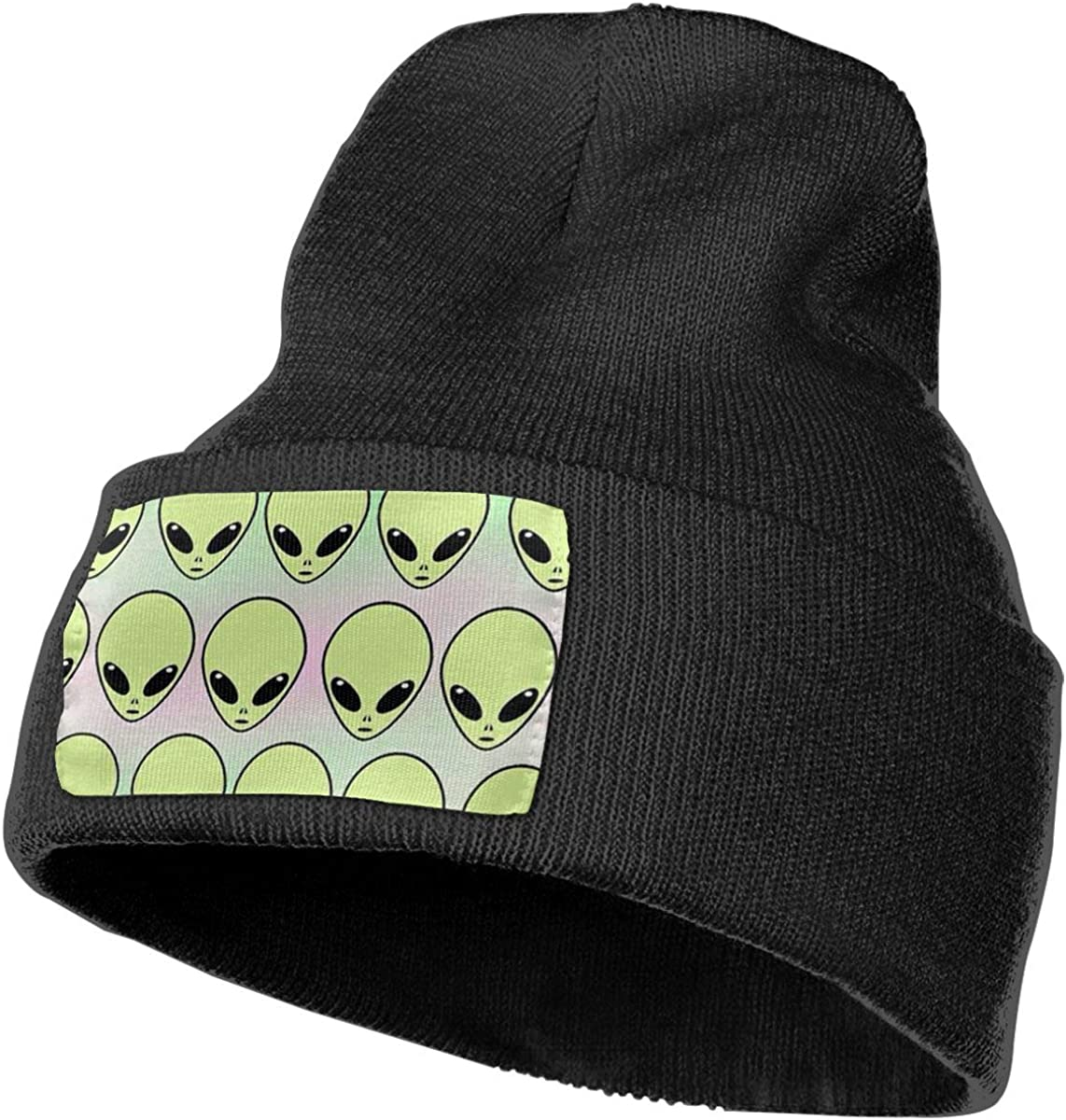 100/% Acrylic Acid Mas Beanie Hat Ruin Alien Fashion Knitting Hat for Men Women