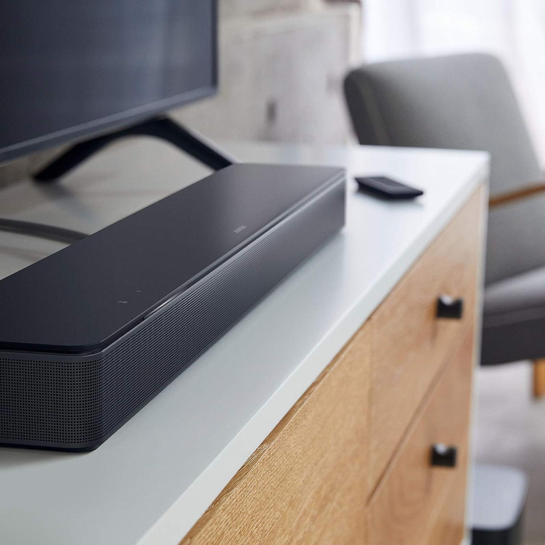 Bose Smart Soundbar 300 Bluetooth connectivity with Alexa Voice Control Built in Black
