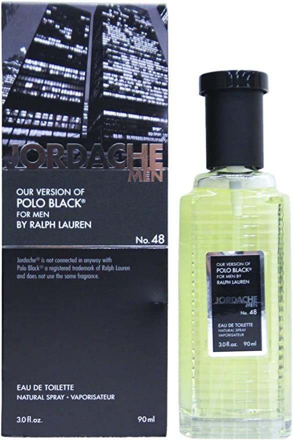 Polo Black for Men Cologne By Jordache 3oz Bottle by Jordache ...