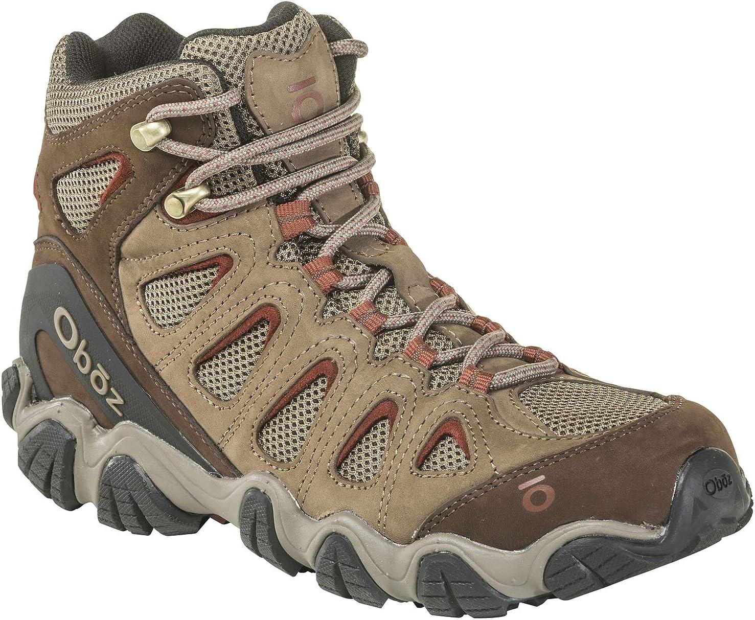 Oboz Men's Sawtooth II Mid Hiking Boot