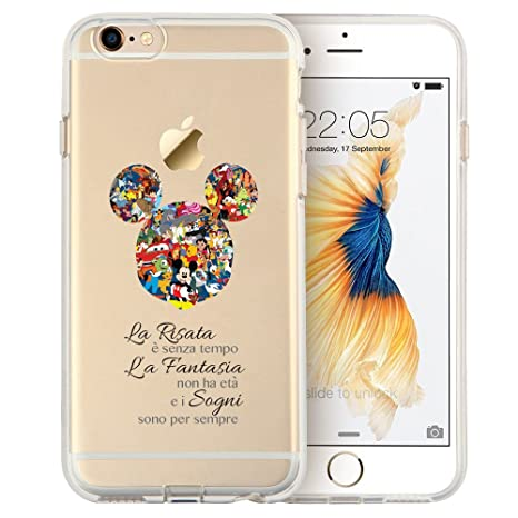 custodia iphone 7 fantasia