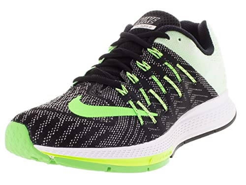 Nike 748589 013 Women AIR Zoom Elite 8 BlackSAILGhost GreenVoltage