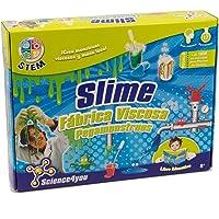 Science4you Fábrica de los pegamonstruos - Slime