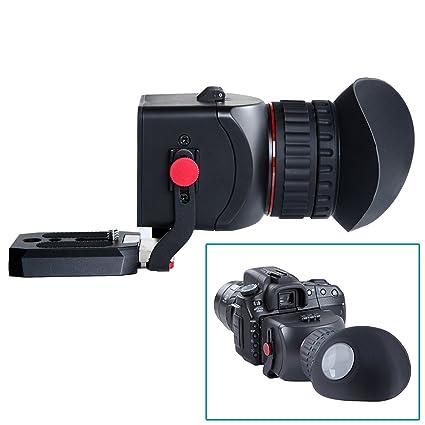 Sevenoak SK - Pro 1 3,2 x Visor para cámaras réflex analógicas ...