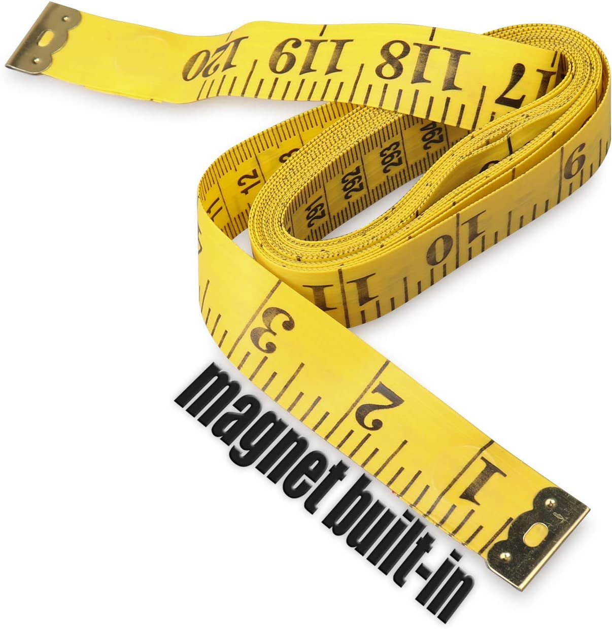 Image of Soft Magnetic Tape Measure