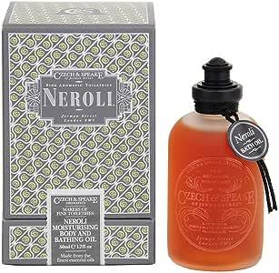 Czech & Speake Neroli Moisturizing Bath & Body Oil 50ml (1.7 Fl Oz)
