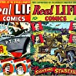 Real life comics. True adventures of the world's greatest heroes. Water wasps and the fighting seabees. Issues 14 and 19. Golden Age Adventure Digital Comics by Republished by Internal Arts
