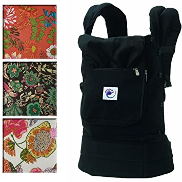 0d7950b589a Image Unavailable. Image not available for. Color  Ergo baby Options Carrier  Bundle India