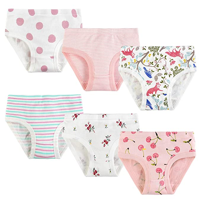 Kid Little Girl Panties
