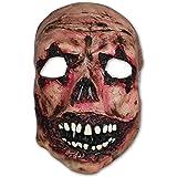 Neuheit Schaurige Gesichts Maske - Brillant für Halloween Partys, Dekorationen oder Trick & Treaters Verkleidungen Karneval usw