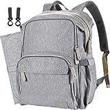 COTEY Large 30L Diaper Bag Backpack Travel Back