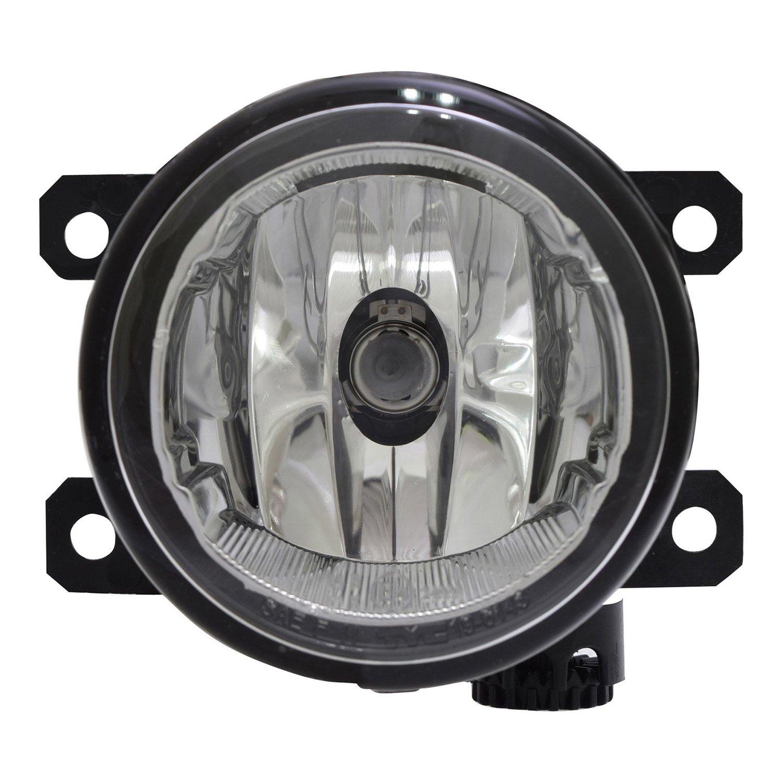 Fog Light Assembly Multiple Manufactures CH2592152C Standard No variation