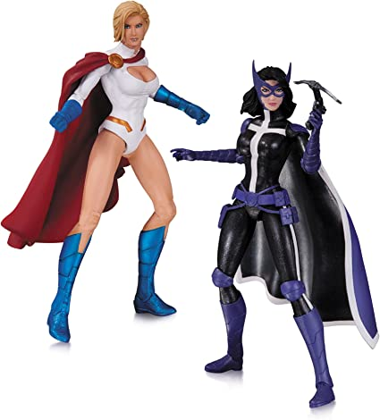 Huntress Collective Figure Kid Toys Animated Statue Action Super Hero Quality