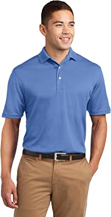 Sport-Tek Mens Tall Dri-Mesh Polo