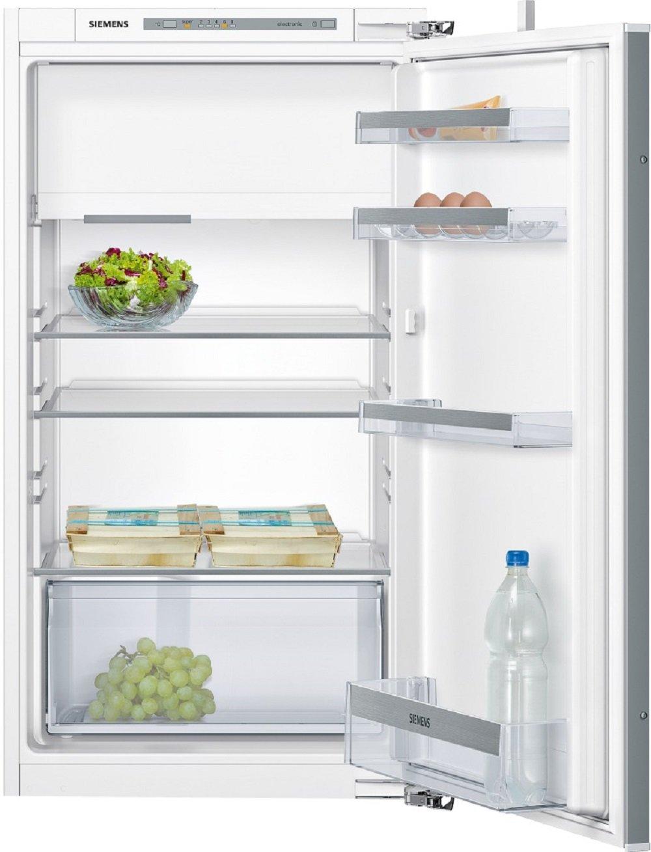 Siemens KI32LVF30 IQ300 Einbau Kühlschrank / A++ / 102,1 Cm Höhe / 157  KWh/Jahr / 139 L Kühlteil / 15 L Gefrierteil / Flachscharnier: Amazon.de:  Elektro  ...