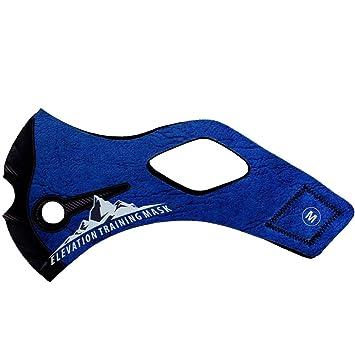 Formación máscara elevación máscara de entrenamiento 2,0 Subz cero funda Medium