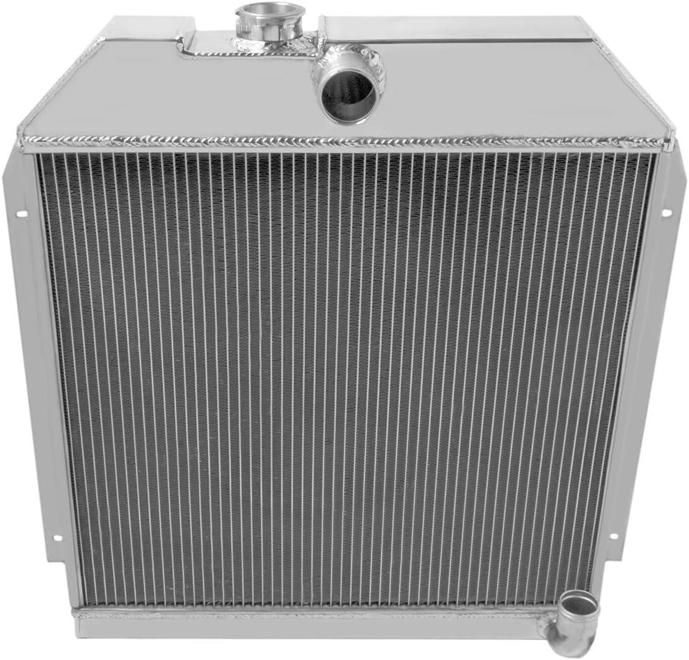 Champion Cooling, 3 Row All Aluminum Radiator for Multiple Chrysler, CC52PLY