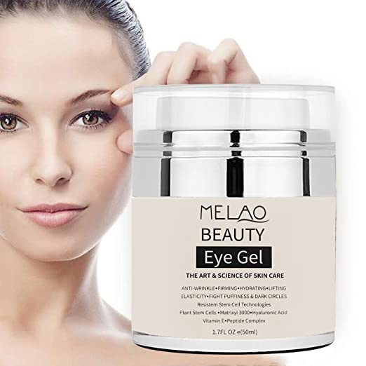 Eye Gel for Dark Circles, Puffiness, Wrinkles and Bags,Fine Lines. Best eye gels