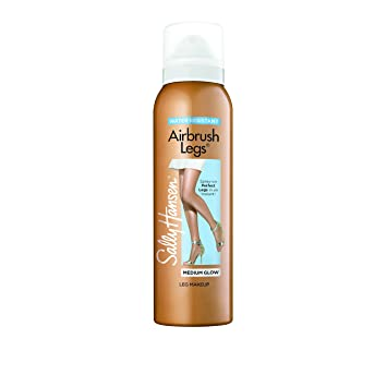 Amazon Com Sally Hansen Air Brush Legs Medium Glow 4 4 Oz Pack